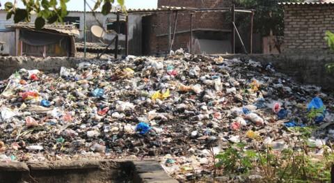 Descontaminar residuos plásticos aliviar carga planeta