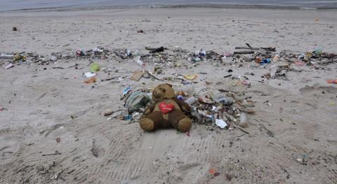 verano, basura llega multiplicarse 7 playas islas Mediterráneo