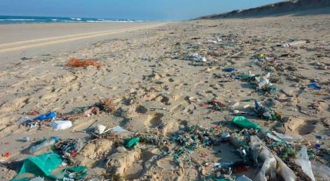 problemática basura marina aguas españolas