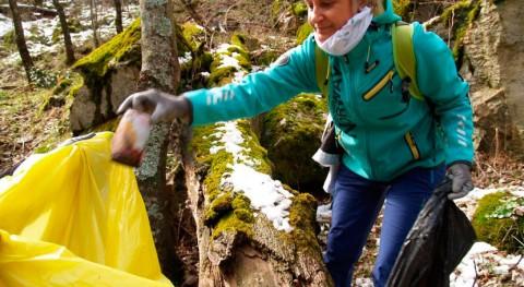 estudio Libera, 43% españoles cree que ahora se tira menos basura que antes