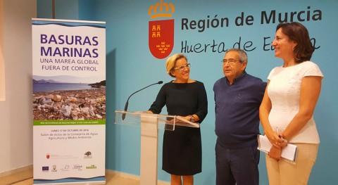 Murcia pone marcha proyecto recogida basura fondos marinos
