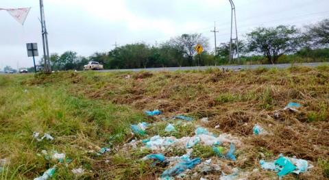 Gobierno Paraguay insta ciudadanos no arrojar basura rutas