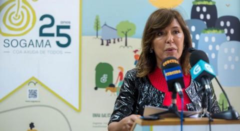 Galicia multiplicará capacidad tratamiento basura doméstica ampliación SOGAMA