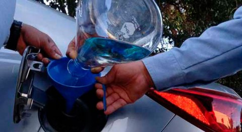 Bioetanol partir residuos agave, combustible alternativo México