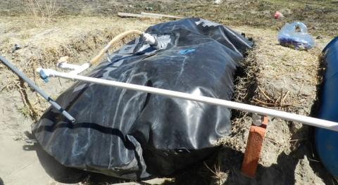 ¿Cómo producir metano partir desechos orgánicos generados hogar?