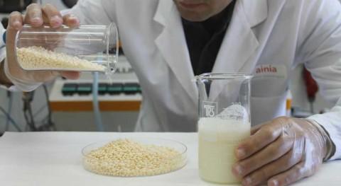 bioplástico partir suero lácteo excedente industria quesera ya es realidad