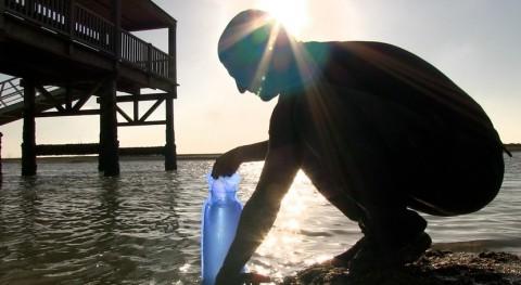 Desinfectar agua bolsas plástico ya es realidad