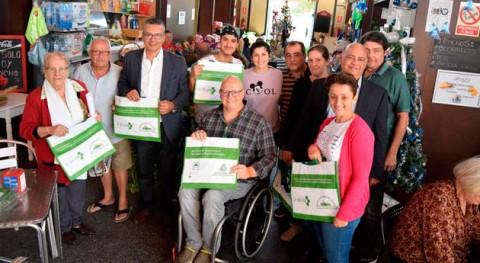 Santa Cruz Tenerife entrega 5.000 bolsas reutilizables mercados durante Navidad