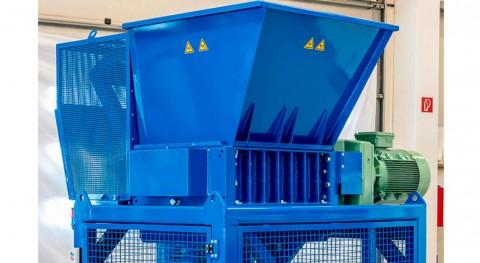 Trituración residuos nucleares Bomatic B1000S