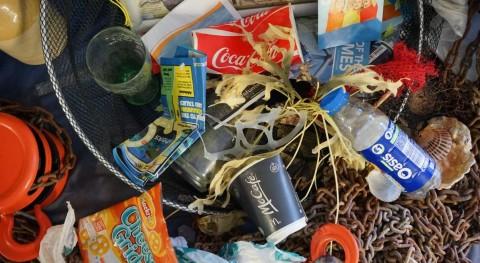 basura marina Galicia y Valencia será analizada valorización nuevos productos