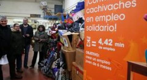 gijoneses donaron 2.775 kilos residuos solidarios #EWWR