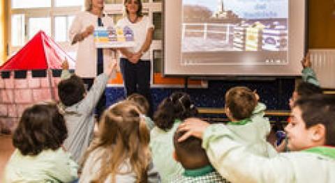 "Escuela Educación Infantil Gloria Fuertes recibió premio ""Gijón Capital Reciclaje"""