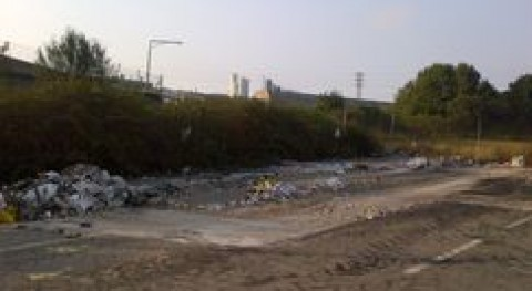Concluyen limpiezas especiales polígonos industriales Gijón previstas 2016