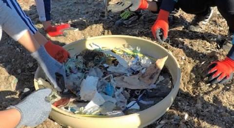 Murcia pone marcha campaña peligro basuras marinas animales