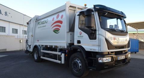 Badajoz modernizará servicio recogida basura 20 nuevos camiones