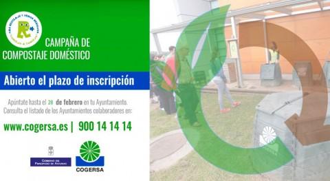 56 ayuntamientos asturianos inician nueva edición campaña compostaje doméstico
