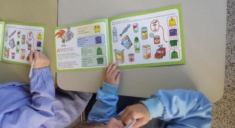 campaña gallega reciclaje organiza más 100 charlas diversos colegios Pontevedra