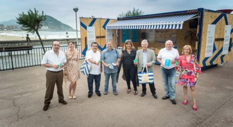 Gipuzkoa lanza campaña concienciación limpieza playas