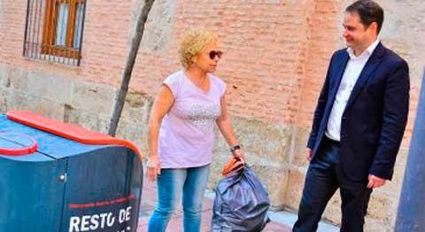 basura mejor dentro: Torrejón Ardoz comienza campaña concienciación ciudadana