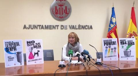 Valencia lanza campaña ' revolución limpieza' implicar ciudadanía