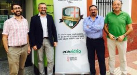 Feria Almería 2016 deja balance 2.000 kilos vidrio reciclado
