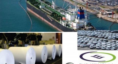 Residuos papeleros limpiar vertidos petróleo