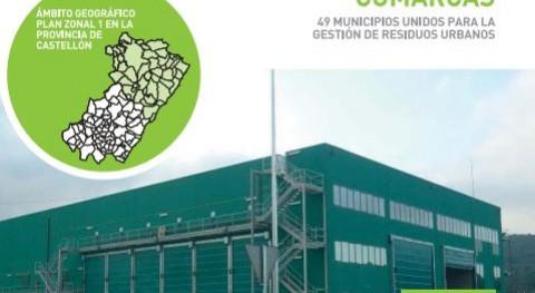 red ecoparques consorcio residuos Castelló Nord ha recibido ya más 70.000 aportaciones apenas seis meses