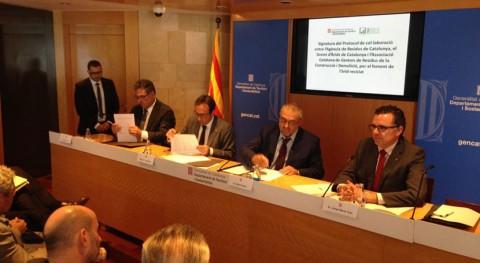 Cataluña quiere aumentar 75% valorización residuos construcción y demolición
