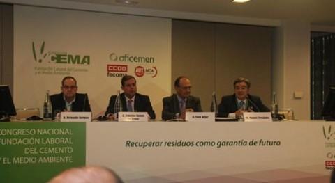 Defienden valorización residuos como garantía futuro industria cementera