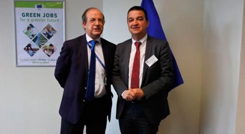 Castilla- Mancha muestra Comisión Europea preocupación cementerio nuclear