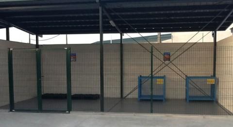 Córdoba invierte 49.000 euros cerramiento puntos limpios provincia