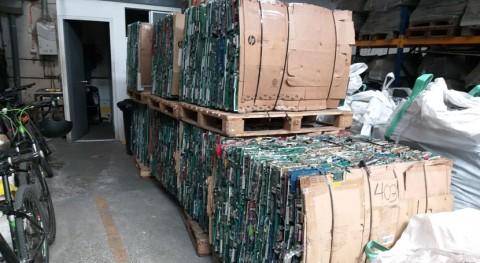 Chilenter cierra 2018 envío 4.019 kilos componentes Japón
