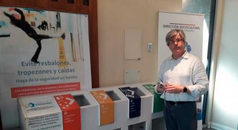 Chilenter y Hatch recogieron más dos toneladas RAEE campaña reciclaje conjunta