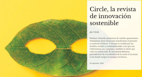 Nace Circle, revista innovación sostenible Ecoembes