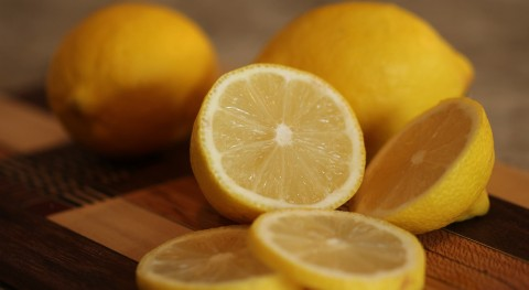Tratamiento aguas sostenible residuos fabricación jugo limón