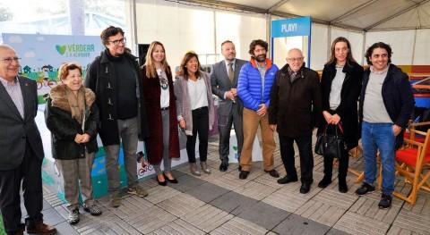 Galicia apuesta identificar residuos domésticos color cada colector