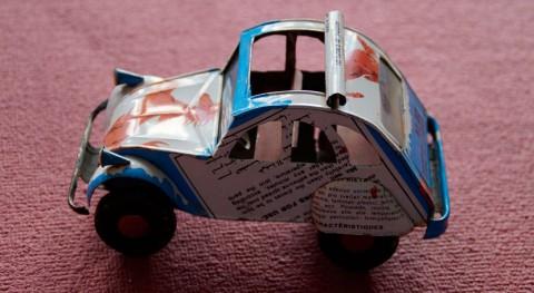 Galicia lanza concurso crear obras arte partir material desecho