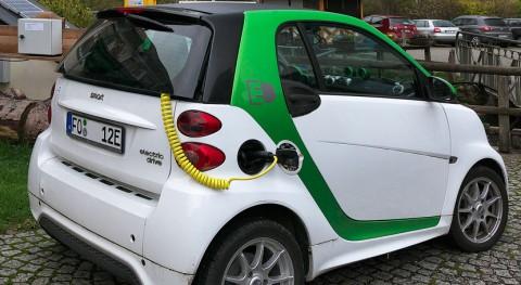 Cómo reciclar coche eléctrico