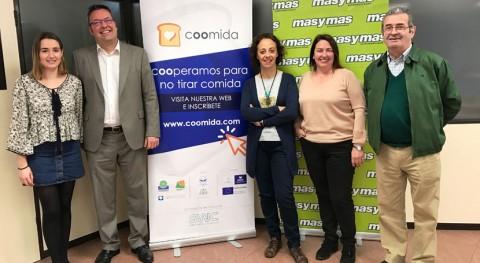 cadena asturiana Masymas colabora Coomida evitar desperdicio alimentos