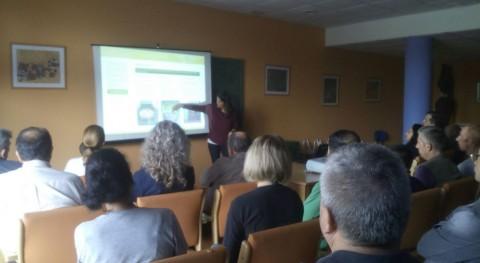 Sogama imparte Covelo nuevo curso formación compostaje doméstico