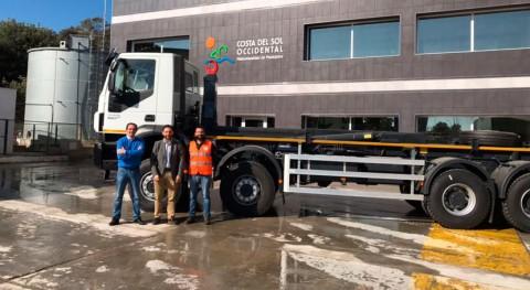 Inversión casi 700.000 euros maquinaria Complejo Medioambiental Casares