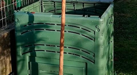 Ourense suma 55 nuevos compostadores domésticos y ya cuenta 240