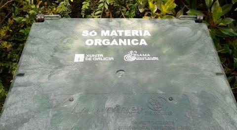 compostaje doméstico llega 75 hogares Ourense