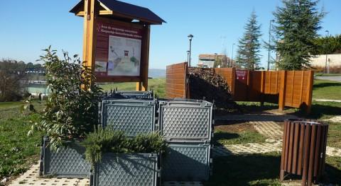 Navarra apuesta área compostaje comunitario entorno urbano
