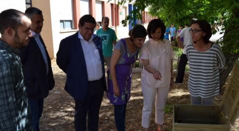 programa compostaje PROMEDIO llega doce colegios provincia
