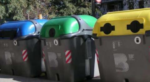 Cataluña, comprometida mejorar gestión residuos
