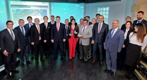 Santander comparte modelo smart city y gestión residuos Turquía