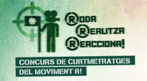 """Finalistas concurso cortos reciclaje """"Rueda, Realiza y Reacciona"""""""