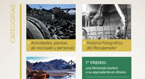 Concurso fotografía celebrar Día Internacional Reciclaje
