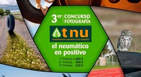 """Convocada tercera edición concurso fotográfico """" neumático positivo"""""""